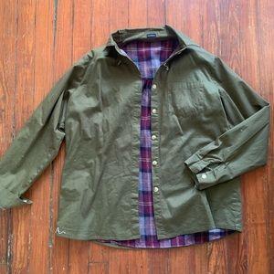 Brandy Melville Flannel Jacket